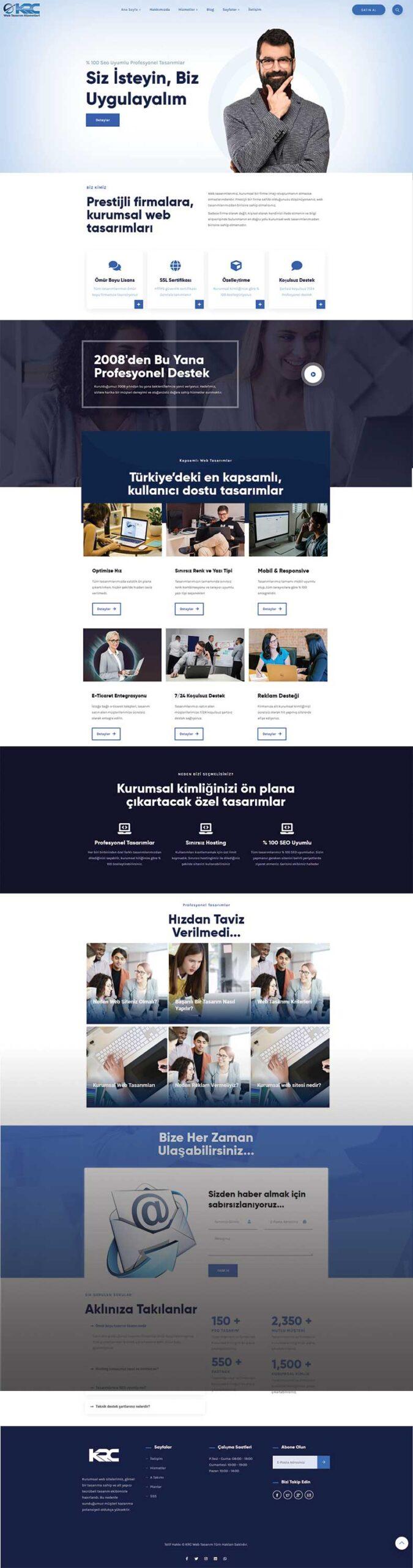 Business Web Tasarımı